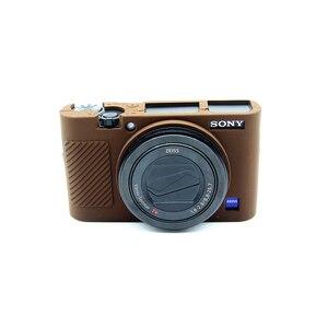 Image 4 - Gummi Silizium Fall Abdeckung Protector Soft Gehäuse Rahmen für Sony RX100 III IV V M3 M4 M5 RX100M3 RX100M4 RX100M5 kamera