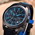 2016 Holuns Новое Прибытие Водонепроницаемые Часы Мужчины Спорт Тактический Кварцевые Наручные Часы День Дата Дисплей Часы Световой Часы