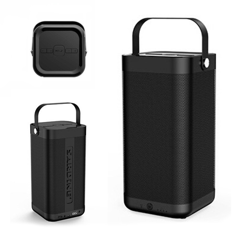 SCLS Outdoor Portable Wireless Bluetooth Speakers A9 Bluetooth Speakers Built In Microphone TF card Slot Bluetooth Speaker cs l01 portable mini car wireless bluetooth speaker w tf card slot black white