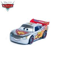03234c8b7 Disney Pixar Cars Diecast Rare Silver McQueen Diecast Cars Disney Car Toy  Great Collection Kids S