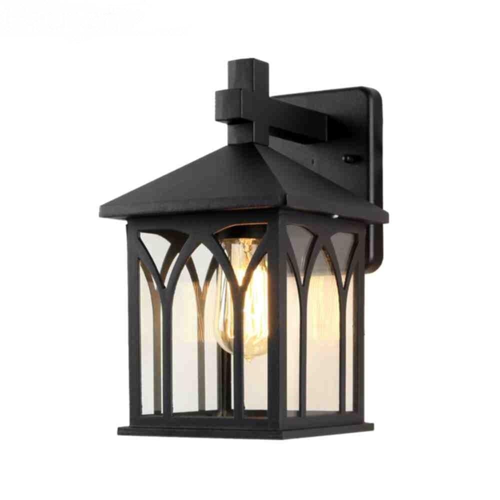 European outdoor wall lamp waterproof outdoor LED special offer villa courtyard balcony lamp dew Lights
