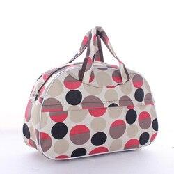TEXU Neue Wasserdichte Gepäck Handtasche Frauen Reisetasche Tragbare Reisetasche Hohe Qualität