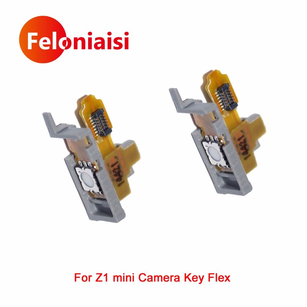 For Sony Xperia Z1 Compact Z1 mini M51W D5503 Camera Switch Camera Button Key Flex Cable Ribbon Repair Part