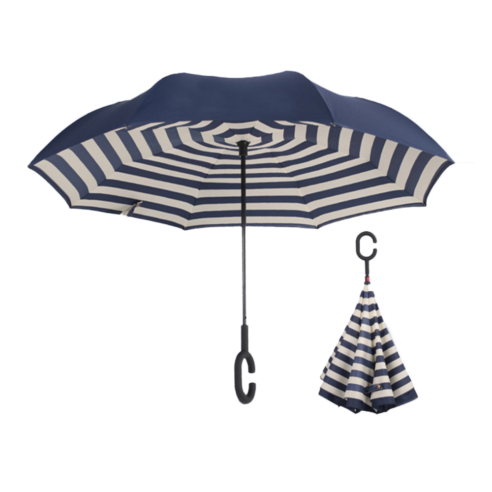 Silkclo New Windproof / Uv Protection Reverse Umbrella - Haushaltswaren - Foto 2