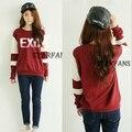 Kpop EXO mesmo parágrafo deve ajudar cashmere roupas casaco do Dongkuan EXO k - pop KPOP bts Hoodies camisolas mulheres