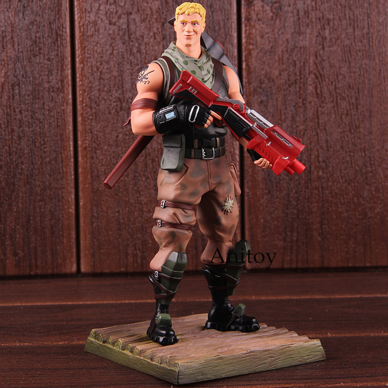 Hot Game Soldier Jonesy Action Figure PVC Collectible Model Toy 1