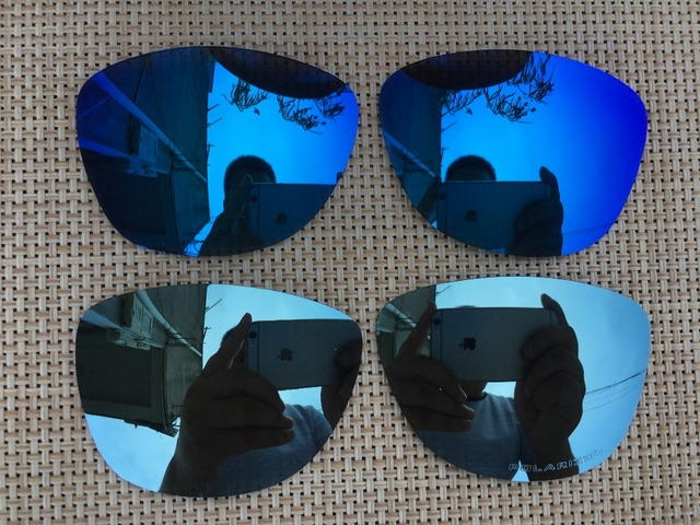 b3b95aae9b7cb sky blue   ice blue Polarized Replacement Lenses for Jupiter Sunglasses Lens  Only-2 Pairs