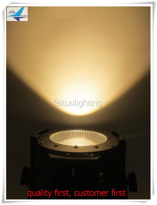 A-8x 200w 6in1 rgbaw uv 200watt cob UV Led COB Par Light 200w Purple Led Lamp, Use For Disco, Ballroom, KTV, Bar ,Club, Party