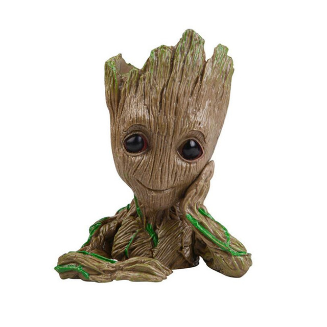 New Guardians of The Galaxy Avengers Action Figure Baby Groot 14cm