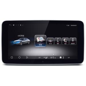 Image 3 - 9,33 Android 3G + 32G pantalla táctil reproductor Multimedia estéreo pantalla navegación GPS para Mercedes Benz ML GL clase 2012 2015