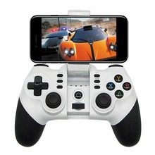 Wireless Bluetooth Game Pad Game Controller Smartphone Joystick Suitable for PS3 for Android Phone Set top