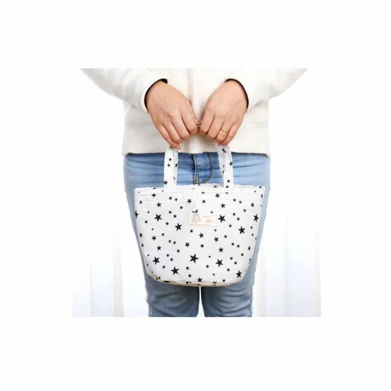 Ldajmw viagem bebê bebe mommy saco organizador de alimentos isolados sacos de fraldas para a mãe cooler carry bags cooler fresco lancheira bolsa