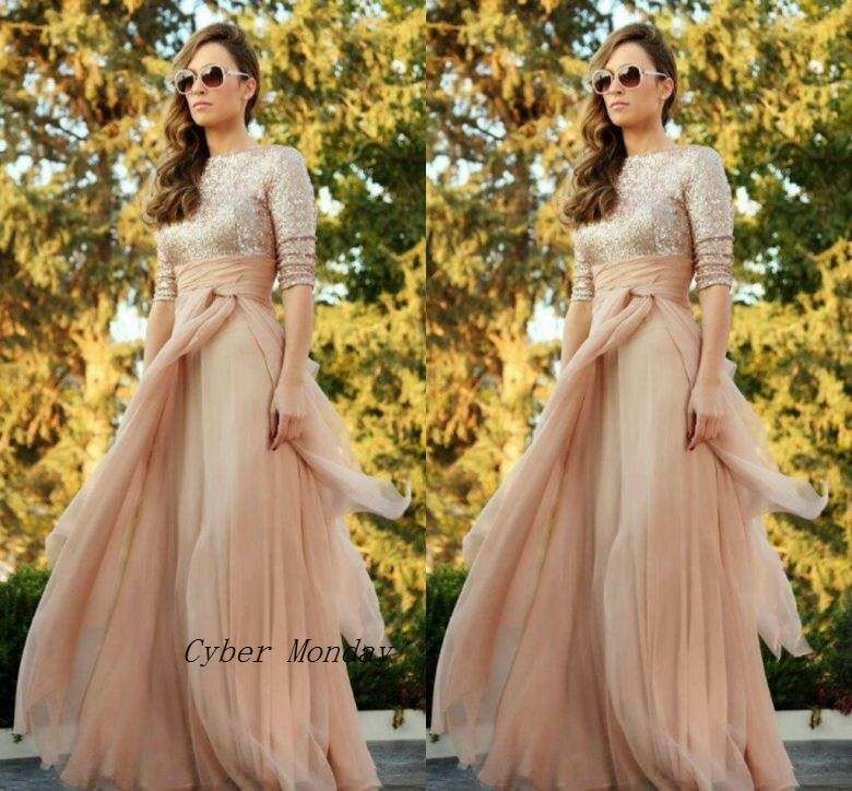 Free shipping sparkly 2017 cheap maid of honor dress for Made of honor wedding dress