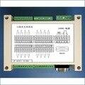 16-полосный температурный модуль  K-type термопары Modbus-RTU протокол  JF-16MOC с температурной компенсацией холодного конца