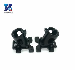 Image 5 - TianYuQi Multi axis uav parts aluminum alloy carbon tube connection  foot mount fixing parts  16mm 20mm 22mm 25mm black
