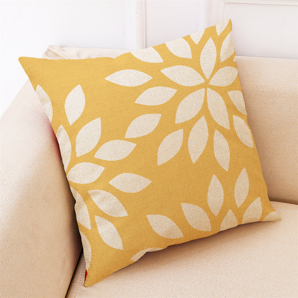 Image 5 - 2018 Fashion Pillow Cover 45*45cm Sofa Bed Home Decor Cushion Cover Simple Geometric Multicolor Comfortable Throw Pillowcover-in Cushion Cover from Home & Garden