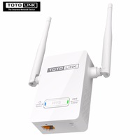 TOTOLINK EX300v2 Wireless Router Wireless 300Mbps WPS Range Extender Wifi Signal Amplifier Repeater Enhance AP Receiving