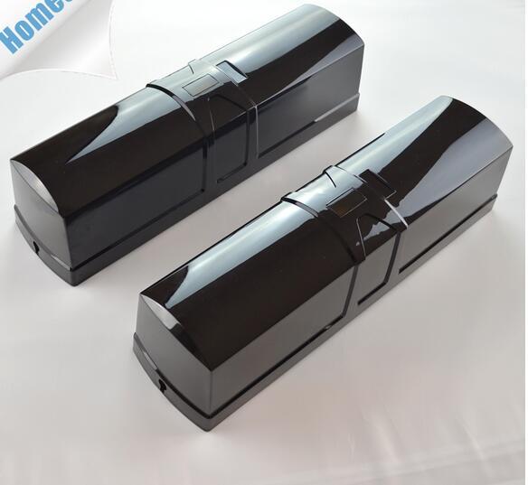 50 meters detection 4 beam perimeter font b alarm b font security active infrared sensor ir
