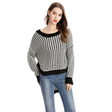 Fashion Clothing Plus Size Round Neck Women Sweater Korean Street Style  Winter Pullover For Ladies Casual Tops Female 2019 New 283f07e193f0