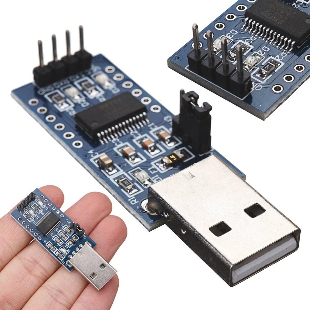 1 шт., Новое поступление, подробности о наборе последовательного модуля FT232 USB UART Board (тип A) FT232R FT232RL в RS232 TTL
