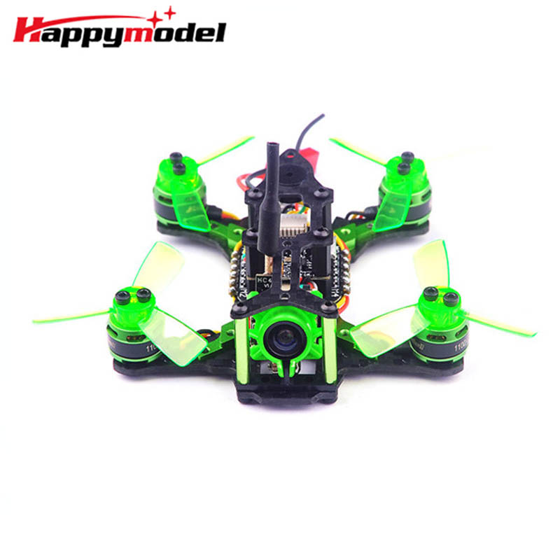 Happymodel Mantis85 85mm RC FPV Racing Drone RTF w/ Supers_F4 6A BLHELI_S 5.8G 25MW 48CH 600TVL RC Drone FPV Quadcopter