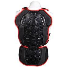 Мотоциклетная куртка Body Armor Moto протектор Мотокросс Защита позвоночника лыжи Защитная броня одежда мотоциклетная куртка