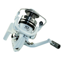 Yumoshi Brand Fly Sea Fishing Reels Wheel Spinning Ocean Boat Lake River Fishing Wheels Fake Bait Plastic Body And Rocker Arm