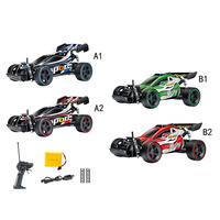 New 1:16 Remote Control Car Auto Radio Control RC Drift High Speed Model Toys with Rechargeable Battery Simulation Toy