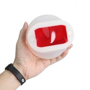 Image 4 - Selens difusor de luz de silicio magnético, esfera de goma, accesorios de Flash Modular para Canon, Nikon, Yongnuo, Speedlite