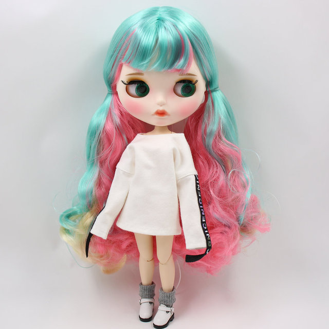 DIY Dress Up Fashion Doll for Kids (27 Colors)