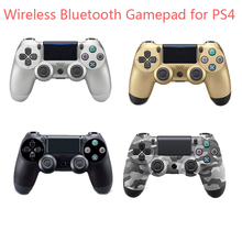 for PC Game Bluetooth Wireless Gamepad Controller For Sony PS4 PlayStation Dual Shock 4 Vibration Joystick Gamepads Controllers