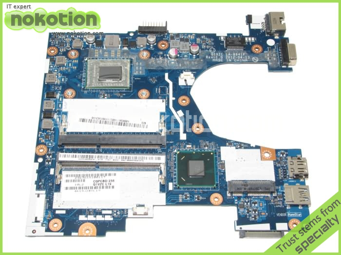 NOKOTION Laptop Motherboard For Acer Aspire V5-171 Intel i3-2377M 1.5GHz CPU Onboard DDR3 NBM3A11005 NB.M3A11.005 LA-8941P wholesale for acer aspire one 756 2623 laptop intel motherboard la 8941p nbsh011003 100% work perfect