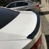 Car tail carbon fiber picture sports kit FOR mazda cx 5 Audi corolla Renault Duster Kia Rio kia ceed Ford Focus nissan qashqai