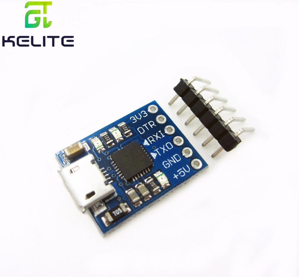 1pcs CJMCU CP2102 MICRO USB to UART TTL Module 6Pin Serial Converter UART STC Replace FT232 NEW 3 3v to ttl uart module serial converter download usb drive wire brush cp2102 stc gift dupont