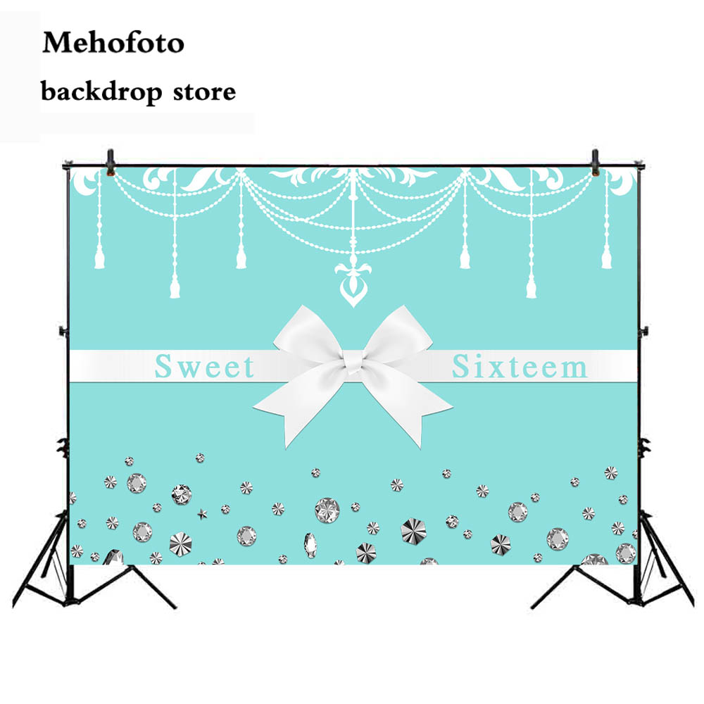 Camera & Photo Neoback Cute Bow Pattern Background Kids Birthday Party Dessert Table Banner Decoration Photo Backdrop