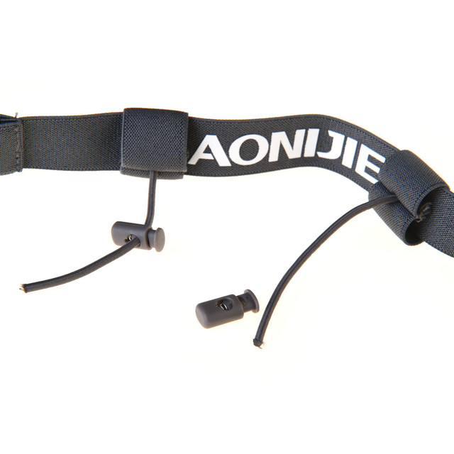 AONIJIE Unisex E4076 E4085 Running Race Number Belt Waist Pack Bib Holder For Triathlon Marathon Cycling Motor with 6 Gel Loops