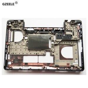 Image 2 - Gzeele novo para dell latitude e5540 inferior base capa caso 0kfj29 inferior caso preto mainboard inferior embalagem d caso do portátil
