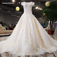 LS5533 luxury wedding wholesale wedding dresses sweetheart off the shoulder beading wedding dresses china factory real photos