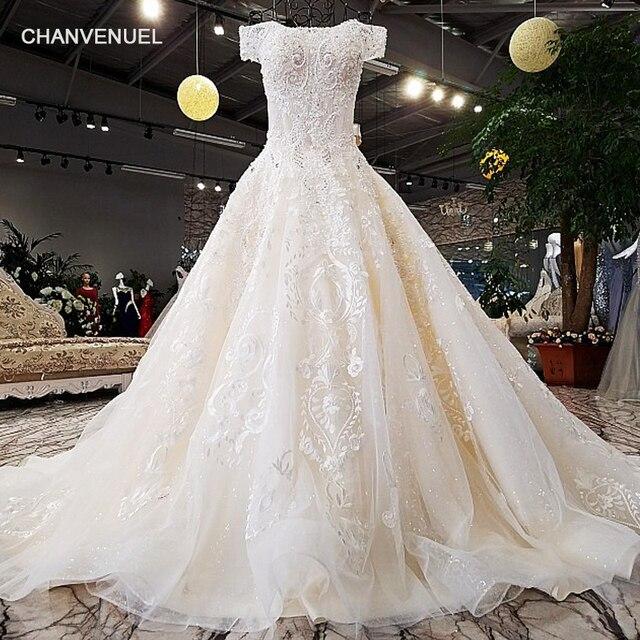 Ls5533 Luxury Wedding Wholesale Wedding Dresses Sweetheart Off The