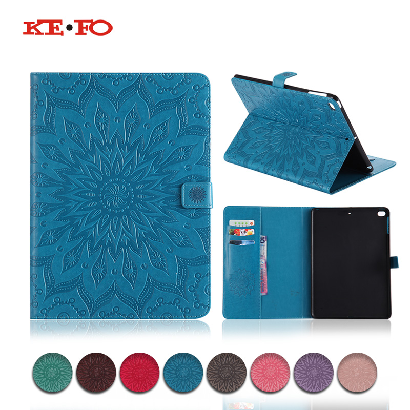Leather Case Cover For iPad 5th 6th Gen