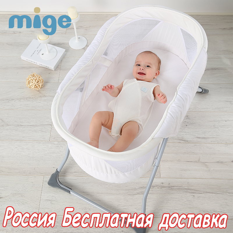 mige meters song crib multifunction portable baby bed foldable green light portable crib with mosquit   ets  free delivery