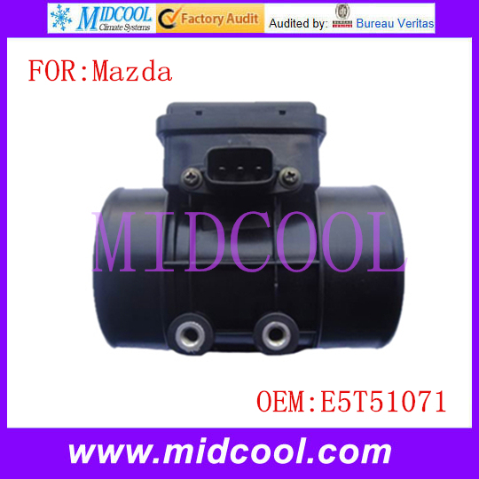 New Air Flow Sensor use OE NO. E5T51071 for Mazda