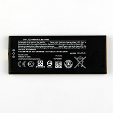 Original High Capacity Battery BV-T5C For Microsoft Lumia 640 RM-1113 RM-1073 microsoft lumia 640 lte white