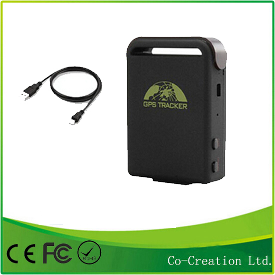 GPS tracker TK102B Quan-Band 850/900/1800/1900MHz Anti-theft GPS Tracker Vehicle Car three bands TK 102 free shipping