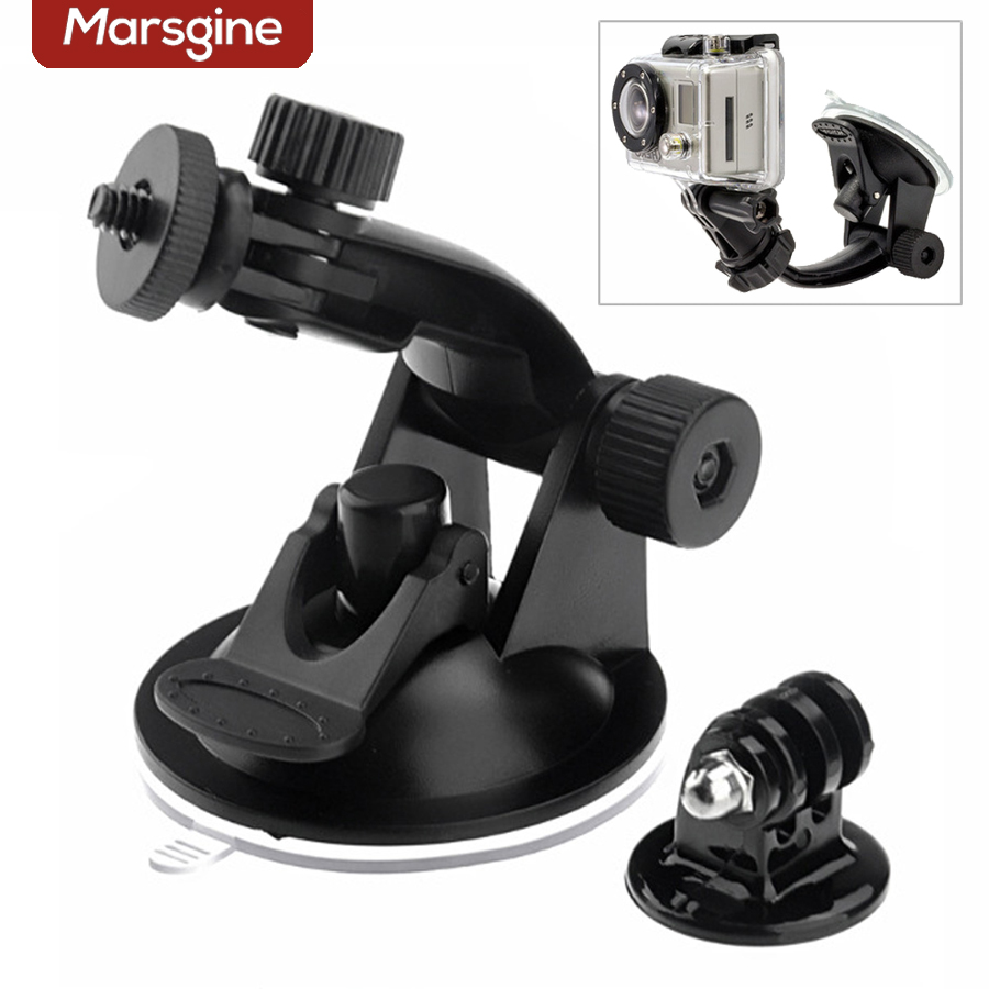 <font><b>Gopro</b></font> Car <font><b>Suction</b></font> <font><b>Cup</b></font> Fixed Ultra <font><b>Strong</b></font> Window Glass Mount <font><b>Holder</b></font> <font><b>Tripod</b></font> <font><b>for</b></font> <font><b>Gopro</b></font> <font><b>Hero</b></font> 4 3 2 Sjcam Sj4000 Xiaomi Yi