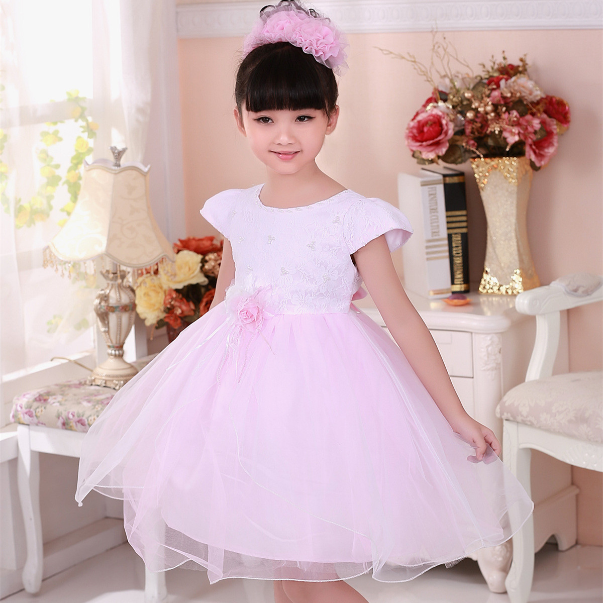 Online Buy Wholesale pink party dresses for teenagers from China ...