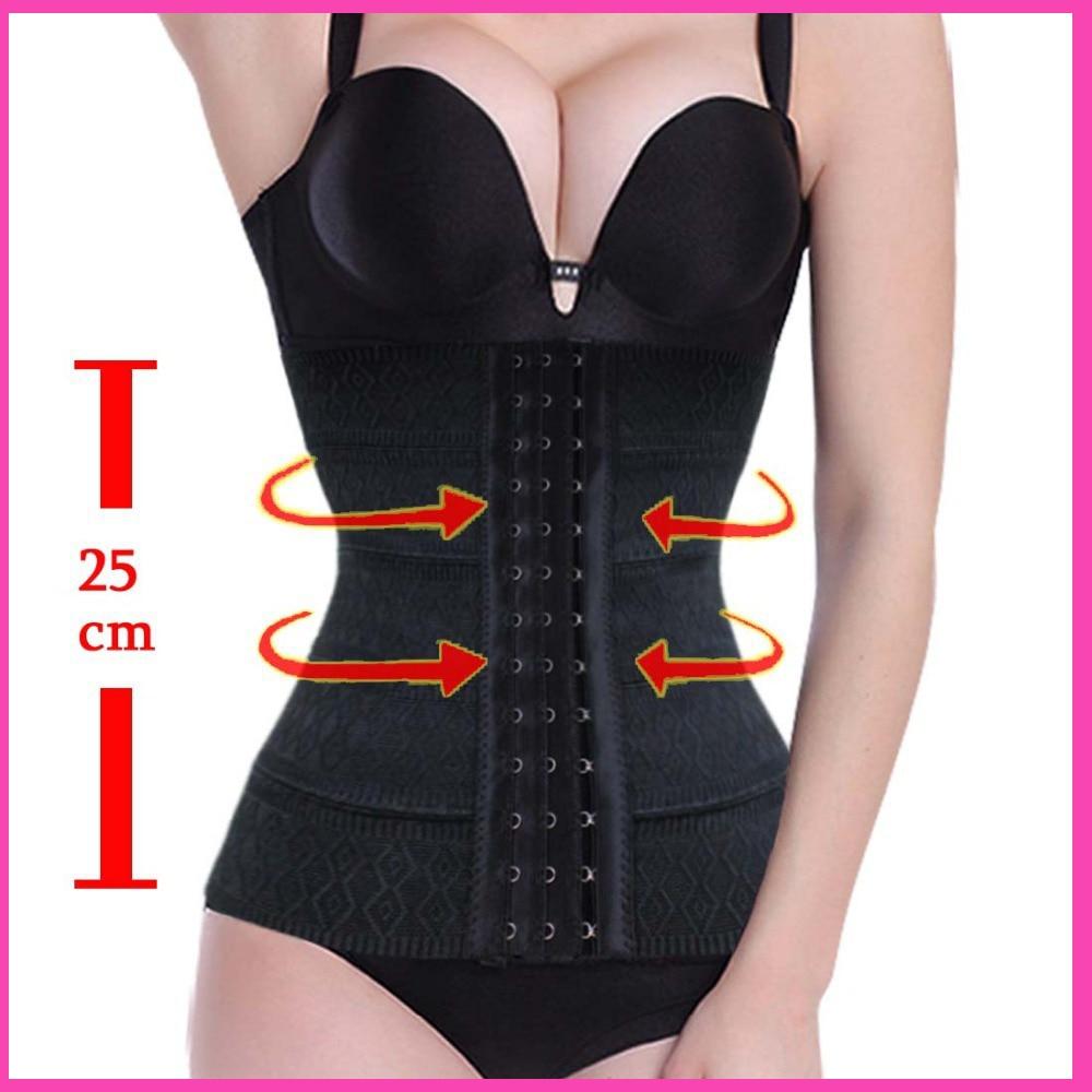 2eff71590283 Vente chaude Femmes Minceur Corset Shapewear Femelle Serre-Taille Formateur  Underwear Slim Wraps Taille Minceur Ceintures