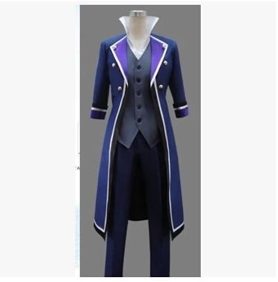Anime K cosplay Fushimi Saruhiko cos halloween party Uniforms - საკარნავალო კოსტიუმები - ფოტო 2