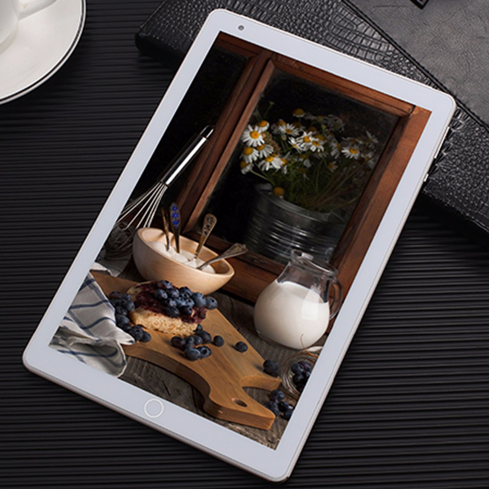 ZONNYOU 10.1 pouces tablette PC 3G appel téléphonique double carte SIM Android 6.0 Octa Core 2 GB Ram32 GB Rom Wifi Bluetooth GPS tablette - 2