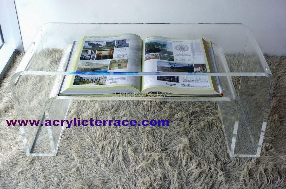 UN LUX Cristallo Acrilico tavolino/lucite tavolino/comodino/mobili per la casa/soggiorno mobili/mobili acrilico